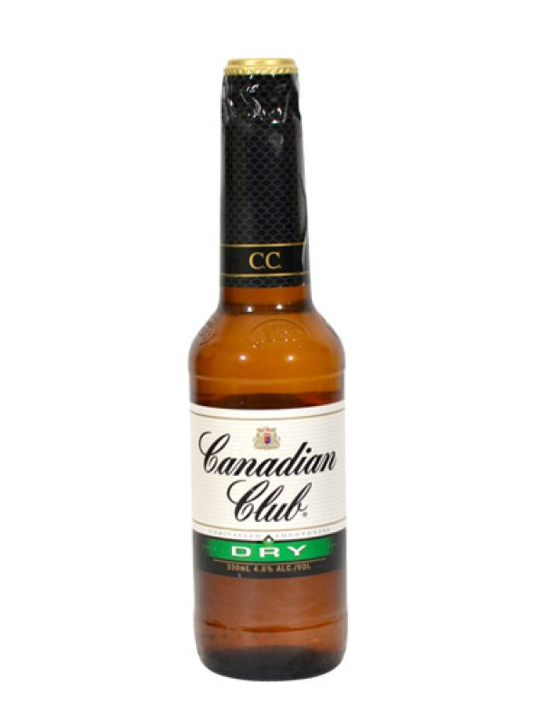 Canadian Club 5% 350 ml 10 pack