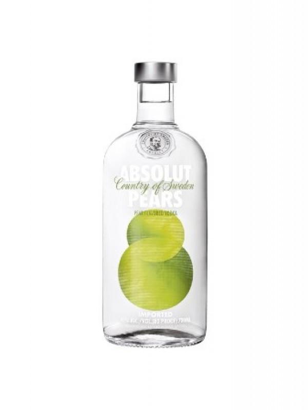 Absolut Pears Vodka 700ml
