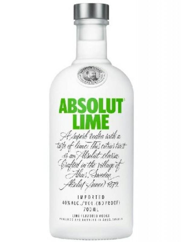 Absolut Vodka Lime 700ml