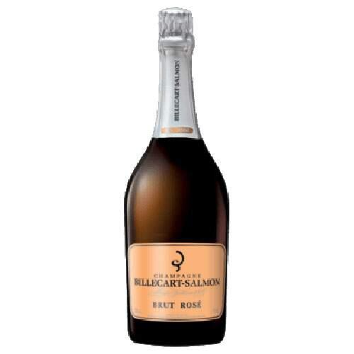Billecart Salmon Champagne Brut Rose Non Vintage 750ml