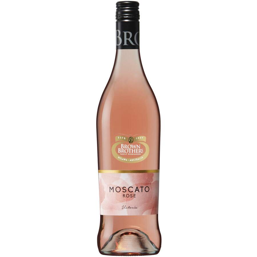 Brown Brothers Moscato Rosa 750ml