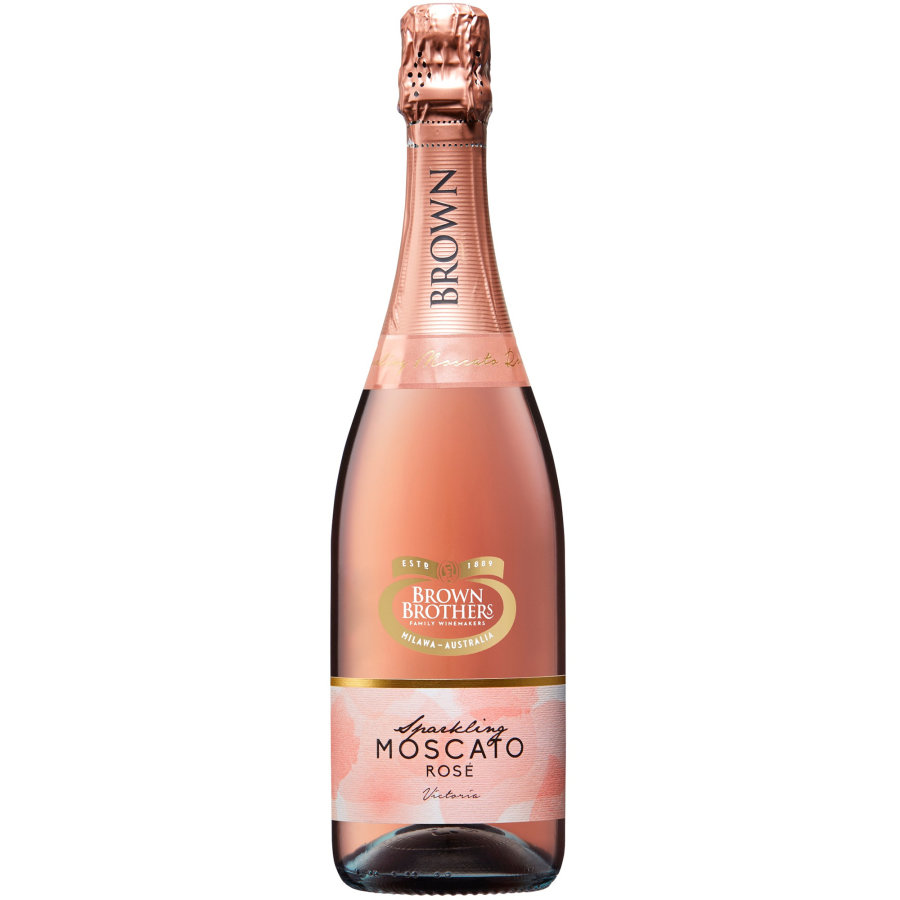 Brown Brothers Rose Prosecco 750ml
