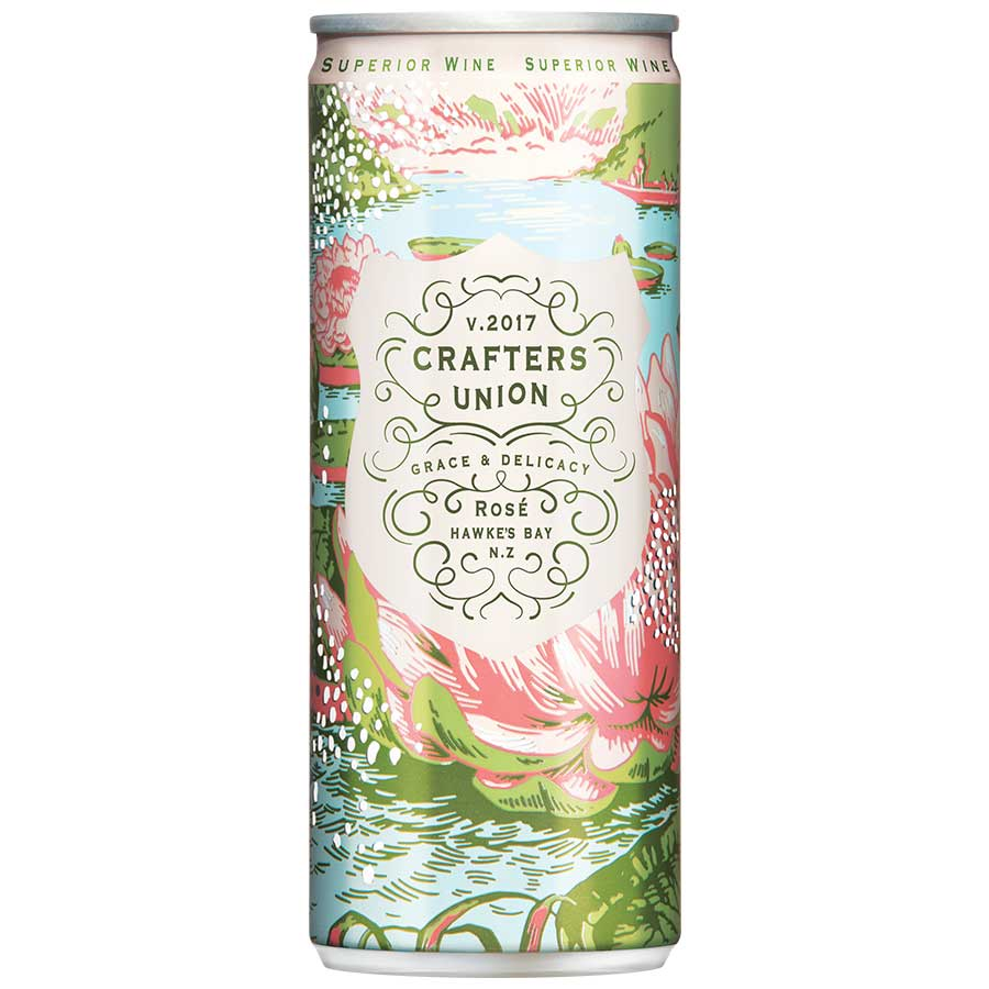 Crafters Union Rose single can 250ml
