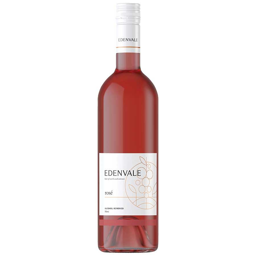 Edenvale Rose Alcohol Removed 750ml