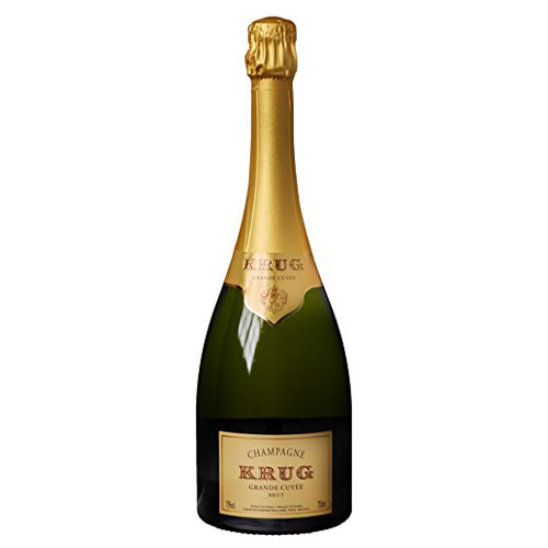 Krug Grande Cuvee Champagne Non Vintage 750ml
