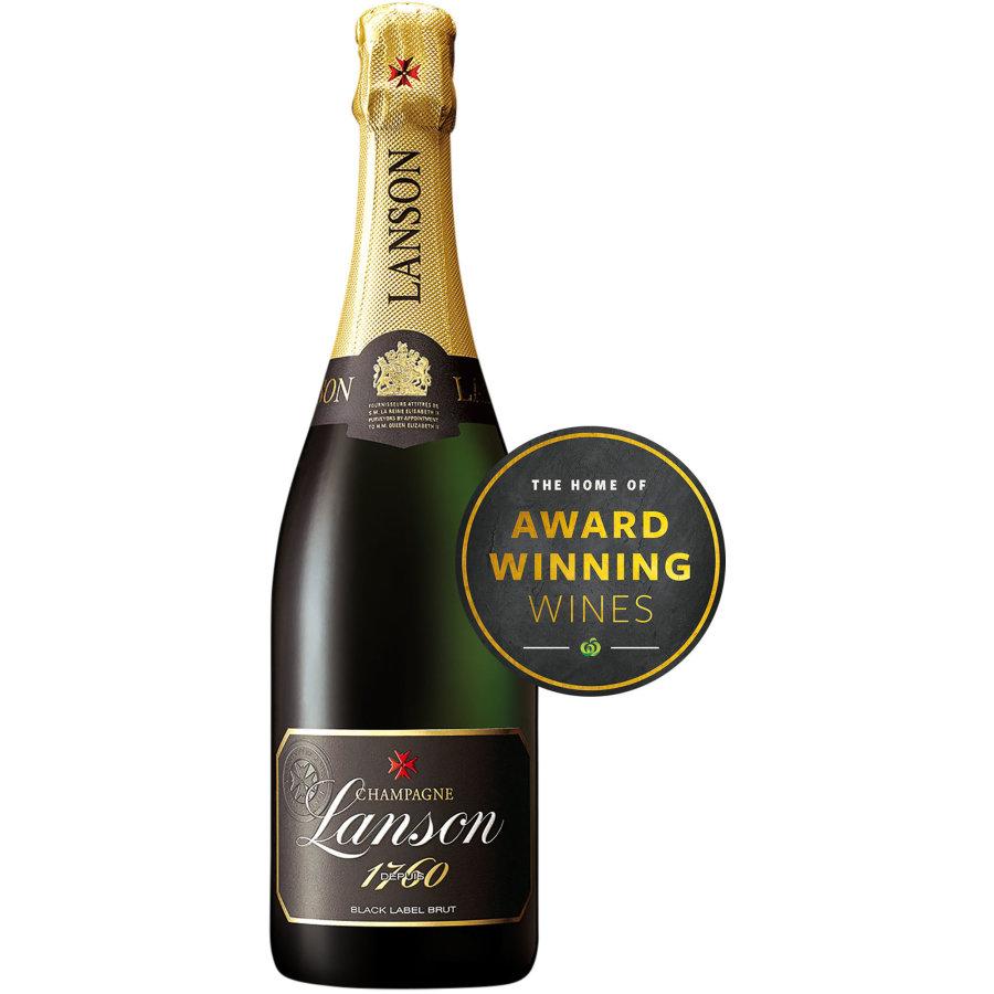 Lanson Champagne Non Vintage Black Label