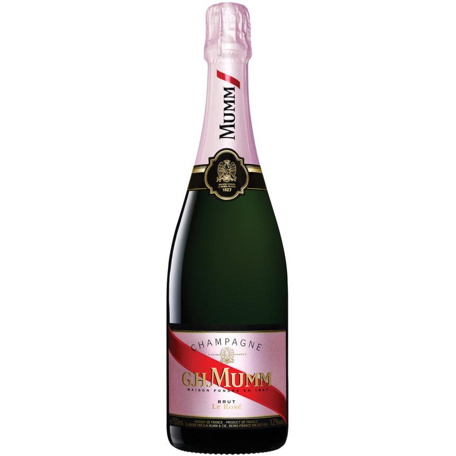 Mumm Champagne Rose 750ml