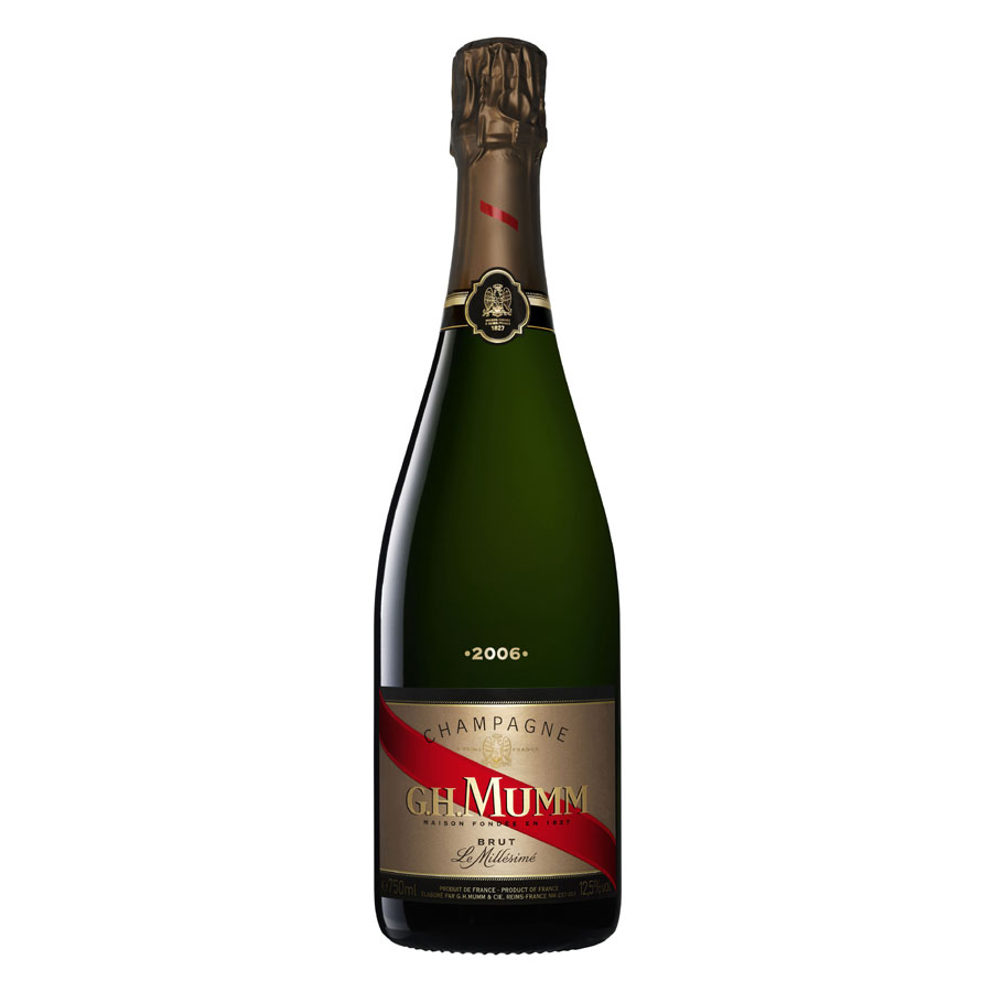 Mumm Cordon Rouge Champagne Vintage750ml