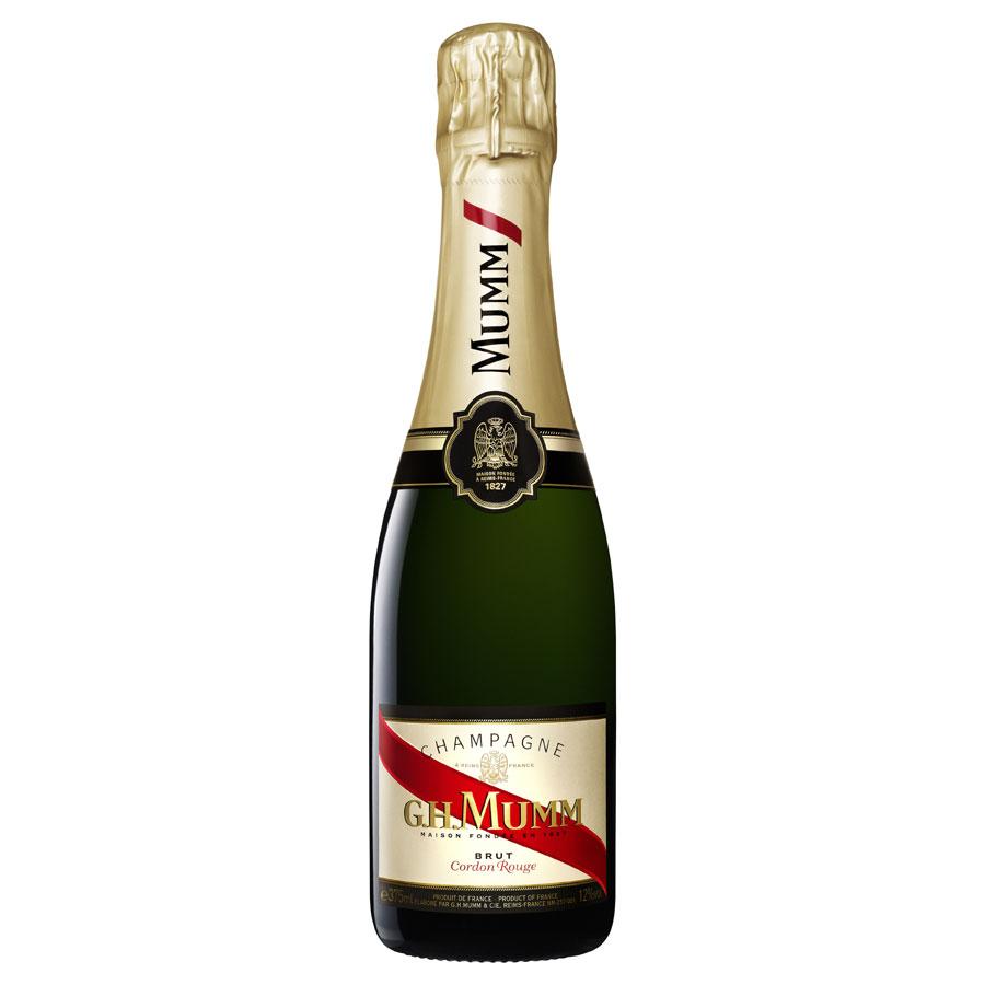 Mumm Cordon Rouge Champagne375ml