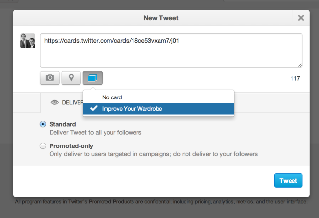 Twitter Cards Compose