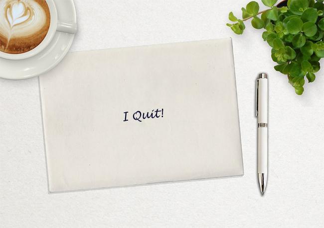 quit your job image