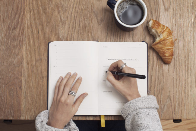 entrepreneur habits image