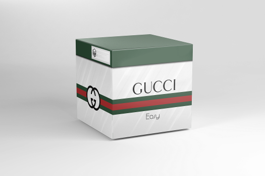 Open virtual Gucci Easy box