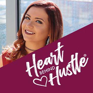 Heart Behind Hustle logo