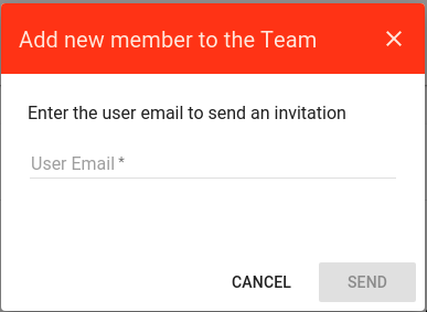 add user email in DriveWatcher
