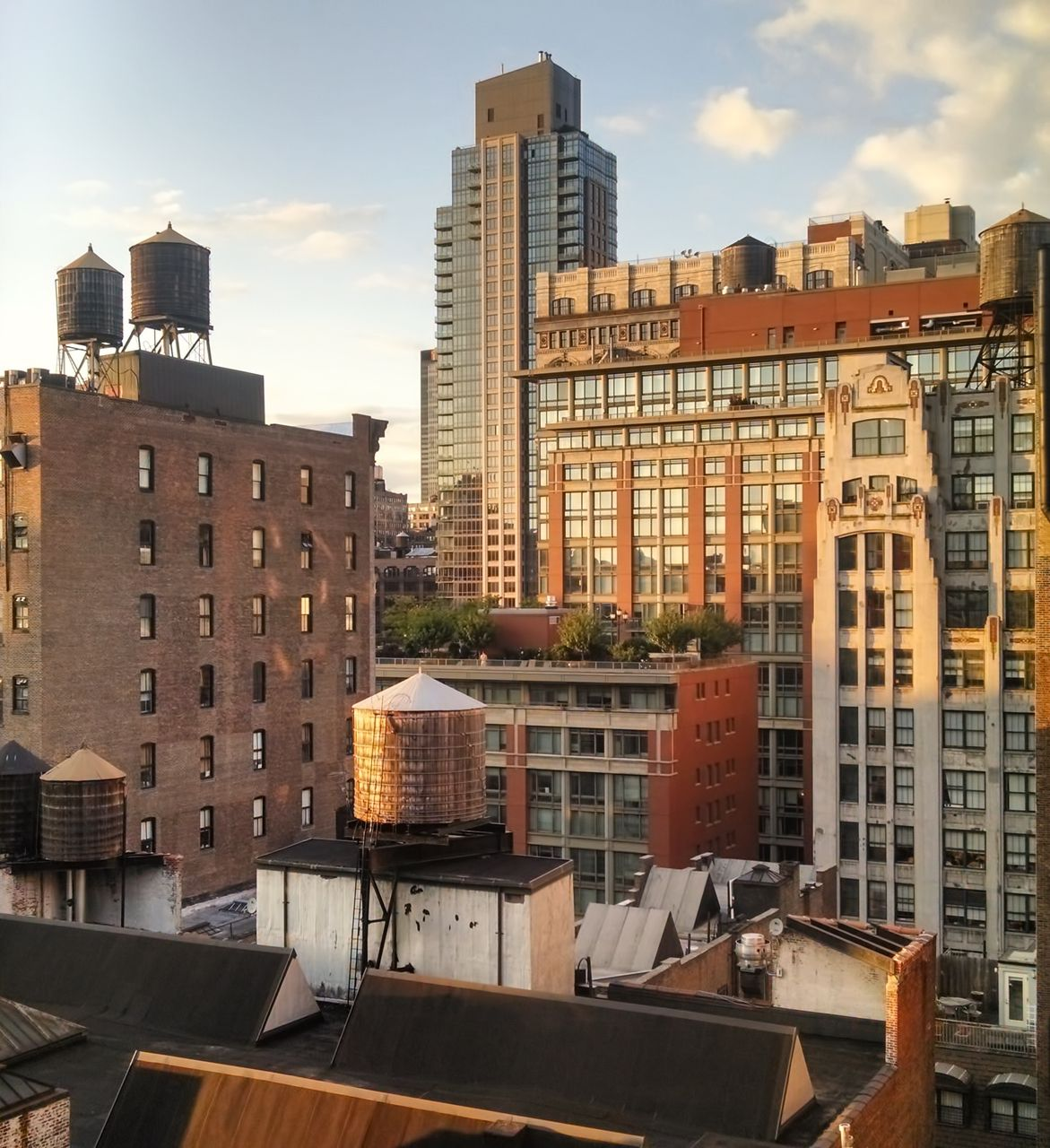 A view from our midtown Manhattan office.