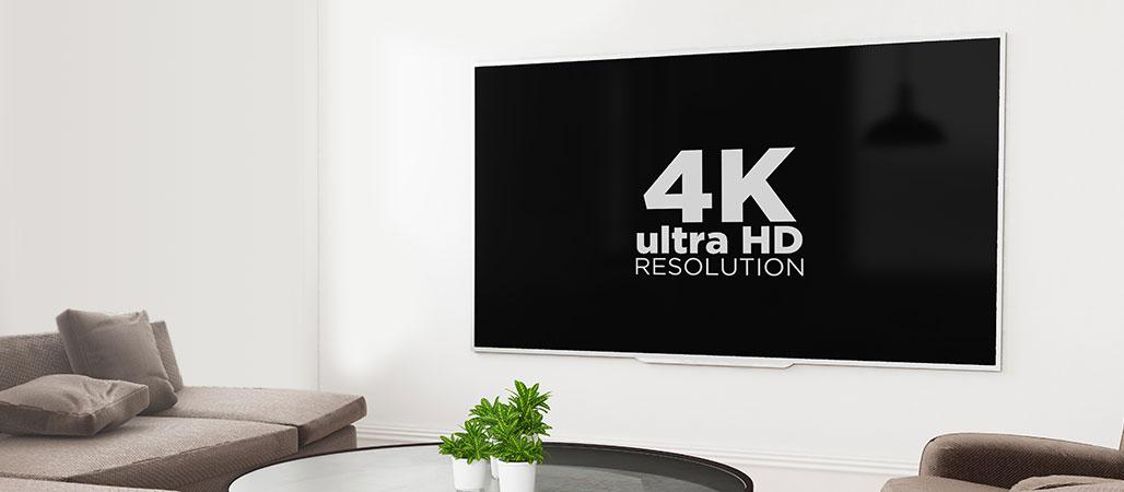 Fernseher 4k - verändert die Sichtweise