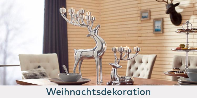 Weihnachtsdekoration online shoppen