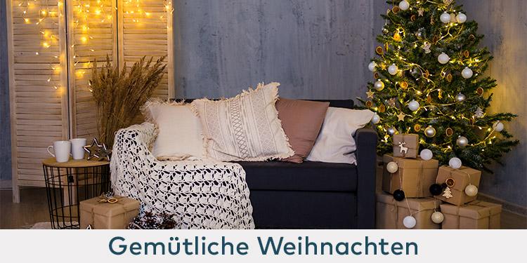 Gemütliche Weihnachten bei quelle.ch