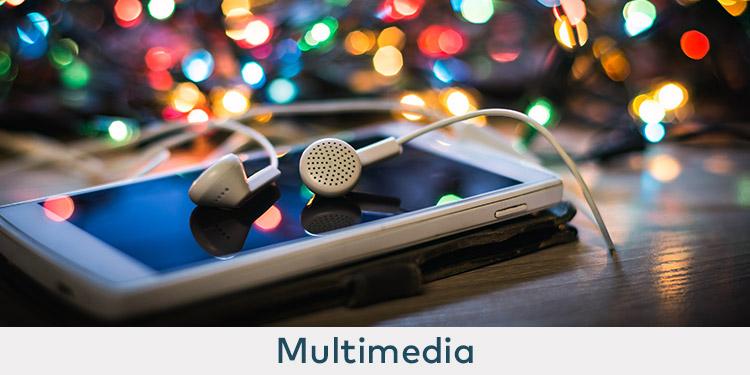 Smartphones, Laptops, und andere Multimedia online bestellen