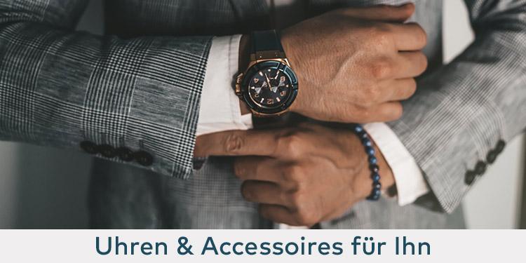 Uhren und Accessoires für Herren online bestellen