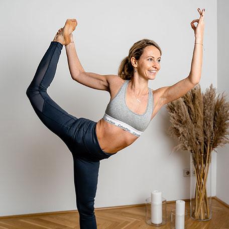 Fitness für Zuhause Damen Sportmode