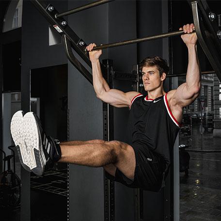 Fitness für Zuhause Herren Sportmode