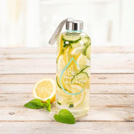 Fitness für Zuhause Trinkflaschen