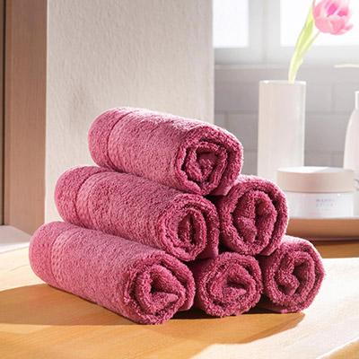 Fitness für Zuhause Handtücher