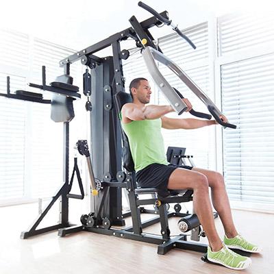 Fitness für Zuhause Kraftstationen