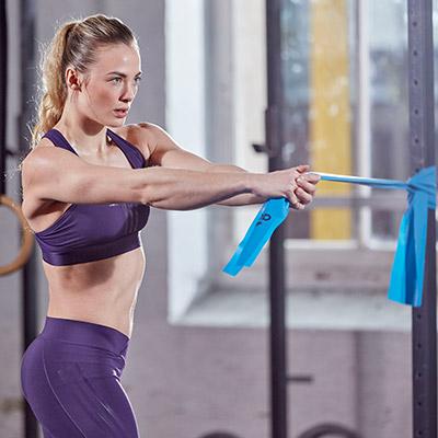 Fitness für Zuhause Fitnessbänder