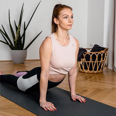 Fitness für Zuhause Yogamatten