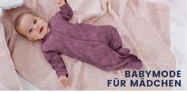 Babymode für Mädchen online bestellen
