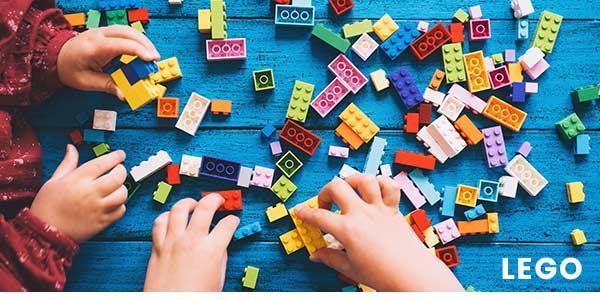 Lego für Gross und Klein online bestellen
