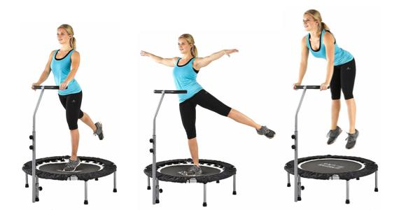 Was bringt Jumping Fitness?