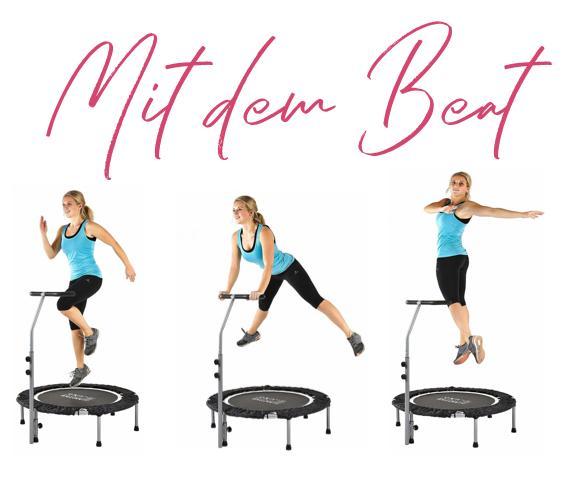 Welches Trampolin für Jumping Fitness?