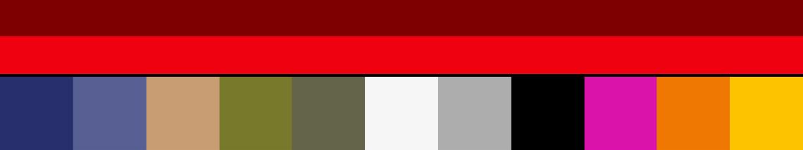 Welche Farbe passt zu rot?