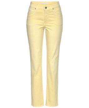 Gelbe Jeans