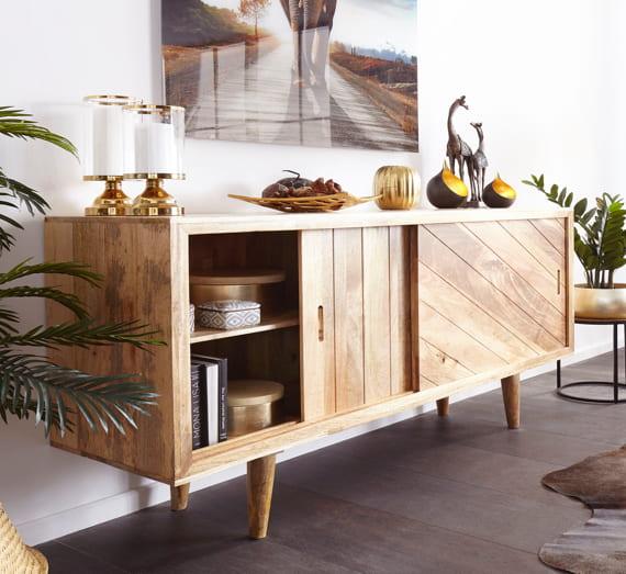 Möbel aus Mangoholz