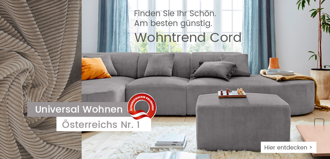 Wohntrend Cord
