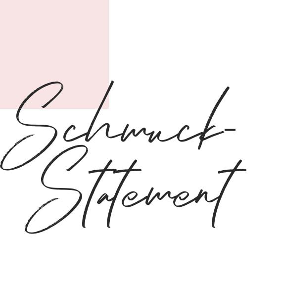 Schmuck-Statement
