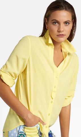 Gelbe Blusen