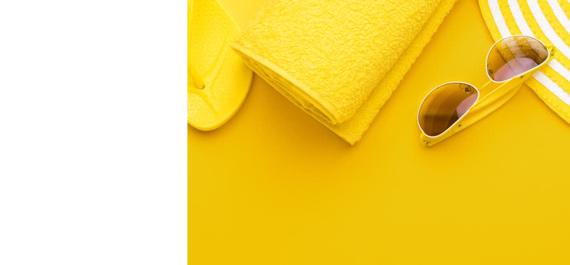Gelb kombinieren