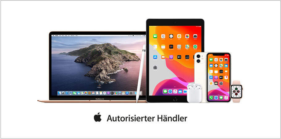 Apple Produkte im Quelle Online Shop kaufen
