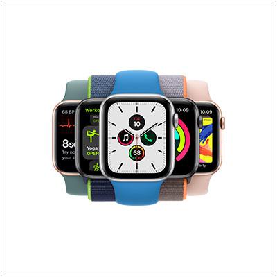 Apple Watch im Quelle Online Shop