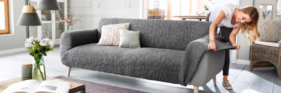 Sofas und Sessel aufpeppen