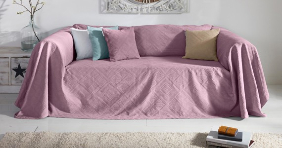 Sofaüberwürfe