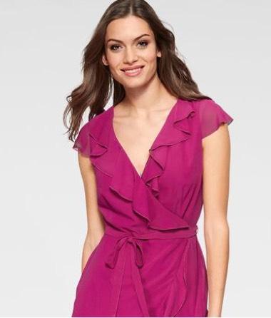 Pinke Sommerkleider