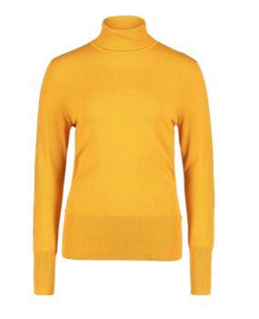 Gelbe Pullover