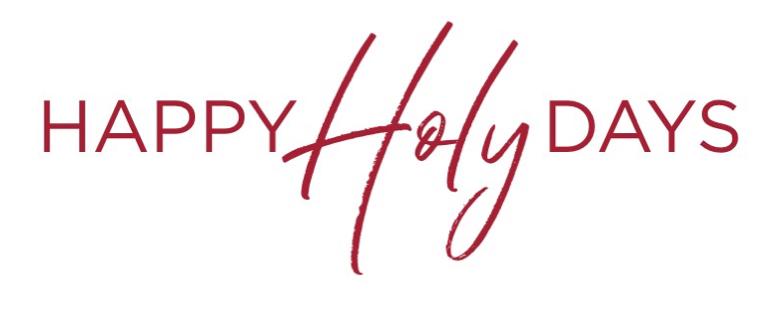 Happy Hollydays